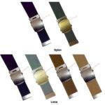 Cinto modelo militar em lona ou em nylon várias cores e várias medidas 001  copy